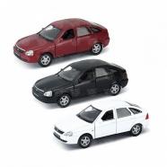 Welly модель машины 1:34-39 Lada Priora Бишкек и Ош купить в магазине игрушек LEMUR.KG доставка по всему Кыргызстану