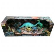 Игровой набор динозавров 11 штук (в ассорт.) Бишкек и Ош купить в магазине игрушек LEMUR.KG доставка по всему Кыргызстану