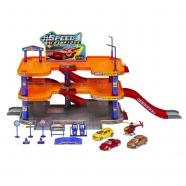 Welly игровой набор Гараж, 3 уровня Бишкек и Ош купить в магазине игрушек LEMUR.KG доставка по всему Кыргызстану