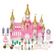 Игровой набор Boley Волшебный замок с золотыми башнями Бишкек и Ош купить в магазине игрушек LEMUR.KG доставка по всему Кыргызстану