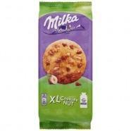 Печенье Milka XL c фундуком, 184 гр Бишкек и Ош купить в магазине игрушек LEMUR.KG доставка по всему Кыргызстану