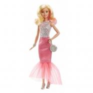 Барби блондинка в вечернем платье Бишкек и Ош купить в магазине игрушек LEMUR.KG доставка по всему Кыргызстану