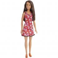 Барби 'Стиль' Шатенка в розовом платье Бишкек и Ош купить в магазине игрушек LEMUR.KG доставка по всему Кыргызстану