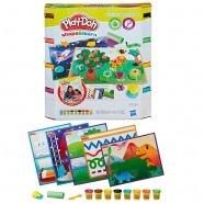 Игровой набор Play-Doh 'Познаем Мир' Бишкек и Ош купить в магазине игрушек LEMUR.KG доставка по всему Кыргызстану