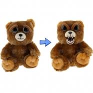Feisty Pets 'милые и такие злющие' - Бурый медвежонок Бишкек и Ош купить в магазине игрушек LEMUR.KG доставка по всему Кыргызстану