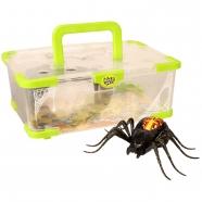 Интерактивная игрушка Wild Pets 'Логово паука' Бишкек и Ош купить в магазине игрушек LEMUR.KG доставка по всему Кыргызстану