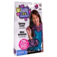Knits Cool Набор для вязания аксессуаров (шарф/пояс, сумочка) Бишкек и Ош купить в магазине игрушек LEMUR.KG доставка по всему Кыргызстану
