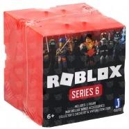 Roblox Фигурка героя + бонус в игре, серия 6 Бишкек и Ош купить в магазине игрушек LEMUR.KG доставка по всему Кыргызстану