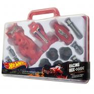 Игровой набор юного механика Hot Wheels в чемодане Бишкек и Ош купить в магазине игрушек LEMUR.KG доставка по всему Кыргызстану