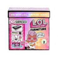 Набор мебели L.O.L. Surprise! Набор мебели с куклой Grunge Grrrl Бишкек и Ош купить в магазине игрушек LEMUR.KG доставка по всему Кыргызстану