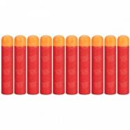 NERF Комплект 10 стрел для бластеров МЕГА Бишкек и Ош купить в магазине игрушек LEMUR.KG доставка по всему Кыргызстану