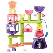 Игровой набор Littlest Pet Shop 'Домик для котят' Бишкек и Ош купить в магазине игрушек LEMUR.KG доставка по всему Кыргызстану