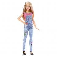 Игровой набор Барби Эмоджи 'EMOJI' Блондинка Бишкек и Ош купить в магазине игрушек LEMUR.KG доставка по всему Кыргызстану