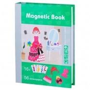 Развивающая игра Magnetic Book 'На бал' Бишкек и Ош купить в магазине игрушек LEMUR.KG доставка по всему Кыргызстану