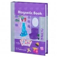 Развивающая игра Magnetic Book 'Кокетка' Бишкек и Ош купить в магазине игрушек LEMUR.KG доставка по всему Кыргызстану