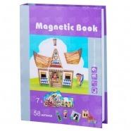 Развивающая игра Magnetic Book 'Строения мира' Бишкек и Ош купить в магазине игрушек LEMUR.KG доставка по всему Кыргызстану