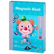 Развивающая игра Magnetic Book 'Гримёрка веселья' Бишкек и Ош купить в магазине игрушек LEMUR.KG доставка по всему Кыргызстану