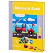 Развивающая игра Magnetic Book 'Юный инженер' Бишкек и Ош купить в магазине игрушек LEMUR.KG доставка по всему Кыргызстану