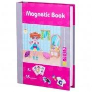 Развивающая игра Magnetic Book 'Модница' Бишкек и Ош купить в магазине игрушек LEMUR.KG доставка по всему Кыргызстану