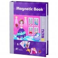 Развивающая игра Magnetic Book 'Маскарад' Бишкек и Ош купить в магазине игрушек LEMUR.KG доставка по всему Кыргызстану
