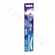 Сменные насадки для электрической зубной щетки Oral-B '3DWhite' Бишкек и Ош купить в магазине игрушек LEMUR.KG доставка по всему Кыргызстану