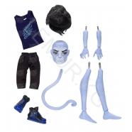 Monster High дополнительных деталей 'Создай своего монстра' - Пума Мальчик Бишкек и Ош купить в магазине игрушек LEMUR.KG доставка по всему Кыргызстану