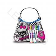 для творчества и сумочка Monster High Бишкек и Ош купить в магазине игрушек LEMUR.KG доставка по всему Кыргызстану