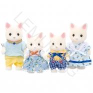 Sylvanian Families 'Семья кошек' Бишкек и Ош купить в магазине игрушек LEMUR.KG доставка по всему Кыргызстану