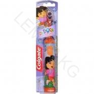 Детская электрическая зубная щетка Colgate Даша путешественница Бишкек и Ош купить в магазине игрушек LEMUR.KG доставка по всему Кыргызстану