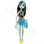 Monster High Фрэнки Штейн из серии 'Ночная Мода' Бишкек и Ош купить в магазине игрушек LEMUR.KG доставка по всему Кыргызстану