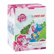 Лейкопластыри 'Первая помощь' My Little Pony Бишкек и Ош купить в магазине игрушек LEMUR.KG доставка по всему Кыргызстану